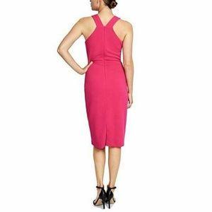 RACHEL Rachel Roy Dresses - Rachel Roy  Medium Azalea Hot Pink Dress M6-05